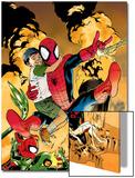 Ultimatum: Spider-Man Requiem No.2 Cover: Spider-Man Jumping Print by Stuart Immonen