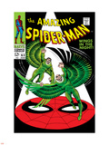 The Amazing Spider-Man No.63 Cover: Vulture Flying Wall Decal by John Romita Sr.