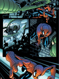 Spectacular Spider-Man No.13 Cover: Spider-Man Wall Decal by Scott Damion