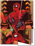 Spider-Man: Brand New Day - Extra!! No.1 Cover: Spider-Man Poster by Tony Harris
