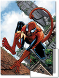 Marvel Apes: Amazing Spider-Monkey Special 1 Cover: Spider-Man Print by John Watson