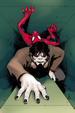 Morbius: the Living Vampire 6 Cover: Spider-Man, Morbius Wall Decal by David Lopez