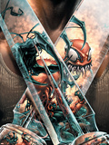 Toxin No.2 Cover: Razorfist and Toxin Plastic Sign by Darick Robertson