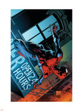 The Amazing Spider-Man No.592 Cover: Spider-Man Wall Decal by Joe Quesada