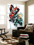 Alpha: Big Time 5 Cover: Spider-Man, Alpha Wall Mural by Nuno Plati