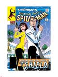 Untold Tales Of Spider-Man No.1 Cover: Spider-Man Plastskilt av John Romita Sr.
