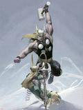 Loki No.3 Cover: Thor and Loki Plastic Sign