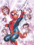 The Amazing Spider-Man No.605 Cover: Spider-Man Plastic Sign by Mike Mayhew