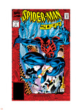 Spider-Man 2099 No.1 Cover: Spider-Man 2099 Wall Decal by Rick Leonardi