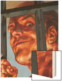 Osborn No.1 Cover: Norman Osborn Posing Wood Print by Ben Oliver