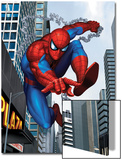 Spider-Man In the City Prints