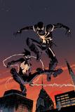 Venom 40 Cover: Venom, Mania Plastic Sign by Declan Shalvey