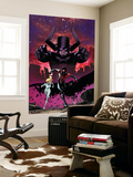 Cataclysm: Ultimate Spider-Man 1 Cover: Spider-Man, Galactus, Dagger, Cloak Wall Mural by Dave Marquez