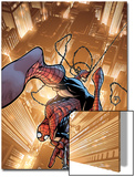 Marvel Adventures Spider-Man No.44 Cover: Spider-Man Prints by Zach Howard
