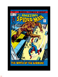The Amazing Spider-Man No.110 Cover: Spider-Man and Gibbon Wall Decal by John Romita Sr.