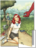 Spider-Man Loves Mary Jane Season 2 No.2 Cover Prints by Adrian Alphona