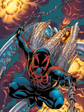 Amazing Spider-Man No.527 Cover: Spider-Man Wall Decal by Mike Wieringo