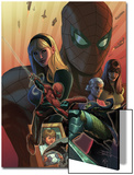 What if Spider-Man: House of M No.1 Cover: Spider-Man and Green Goblin Posters by Terry Dodson