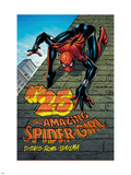 Amazing Spider-Girl No.25 Cover: Spider-Girl Wall Decal by Pat Olliffe