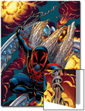 Amazing Spider-Man No.527 Cover: Spider-Man Prints by Mike Wieringo