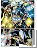 Thor: First Thunder No.5: Panels with Odin Prints by Tan Eng Huat