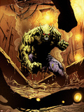 Ultimate Spider-Man No.113 Cover: Green Goblin Plastic Sign