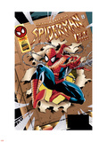 Untold Tales Of Spider-Man No.1 Cover: Spider-Man Wall Decal by Pat Olliffe