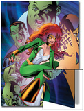 Secret Invasion: The Amazing Spider-Man No.3 Cover: Jackpot Posters by Mike McKone