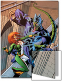 Secret Invasion: The Amazing Spider-Man No.2 Cover: Jackpot Prints by Mike McKone