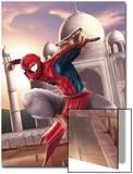 Spider-Man: India No.2 Cover: Spider-Man Posters by Suresh Seetharaman