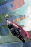 Thor: God of Thunder 12 Cover: Thor Plastic Sign by Esad Ribic