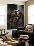 Superior Carnage 4 Cover: Spider-Man, Carnage Wall Mural by Clayton Crain