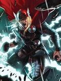 Thor No.8 Cover: Thor Plastic Sign