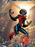 Spider-Girl No.90 Cover: Spider-Girl Wall Decal by Ron Frenz