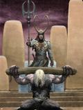 Loki No.1 Cover: Thor and Loki Plastic Sign