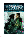 Journey Into Mystery No.625 Cover: Loki and Leah Plastic Sign by Stephanie Hans