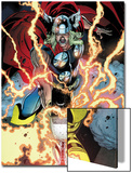 Thor: First Thunder No.1: Thor Smashing Art by Tan Eng Huat
