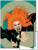 X-Factor No.5 Cover: Siryn Print by Ryan Sook