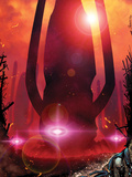 Ultimate Extinction No.1 Cover: Galactus Prints by Brandon Peterson