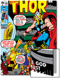 Thor No.181 Cover: Thor and Balder Posters by Neal Adams