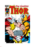 Beta Ray Bill: Godhunter No.2 : The Mighty Thor Cover: Thor Plastic Sign by Walt Simonson