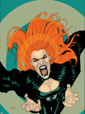 X-Factor No.5 Cover: Siryn Plastic Sign by Ryan Sook