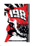 X-Men: The 198 No.1 Cover: X-Men Wall Decal by Jim Muniz
