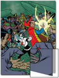 X-Statix Presents: Dead Girl No.1 Cover: Dead Girl and Dr. Strange Posters by Nick Dragotta