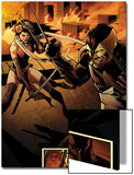 Daken: Dark Wolverine No.7: Daken and Tyger Tiger Prints by Augustin Padilla