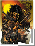 Wolverine No.1000 Cover Posters by Sarah Cross