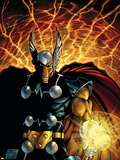 Stormbreaker: The Saga Of Beta Ray Bill No.1 Cover: Beta-Ray Bill Wall Decal by Andrea Di Vito