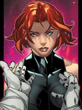 Ultimate Comics X-Men No.8: Hands Stretched Outwards Towards Jean Grey Plastic Sign by Carlo Barberi