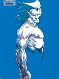 Wolverine Classic V1: Wolverine Plastic Sign by Barry Windsor-Smith