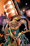 Age of Apocalypse 14 Cover: Stryker, William, Sabretooth, Risman, Zora, Dreaming Celestial Wall Decal by Giuseppe Camuncoli